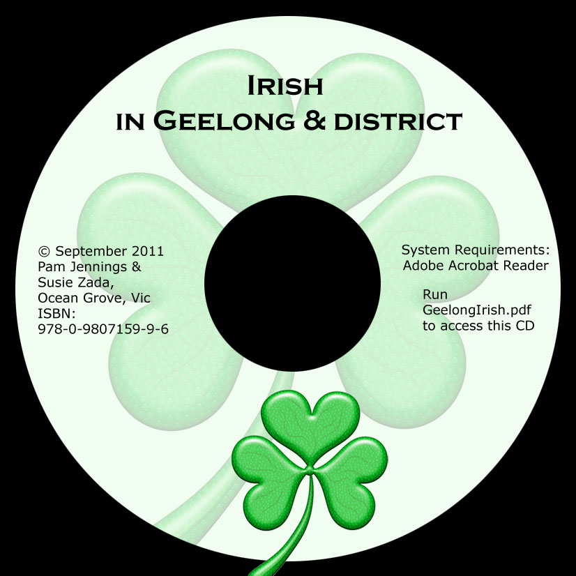 Irish in Geelong & district