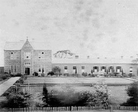 Convent and orphanage, Newtown