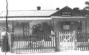 Leopold Post Office