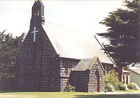 St Mark's Church, Leopold